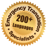 Emergency Translation Services Online